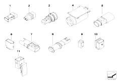 Original Parts for E60 530xd M57N2 Sedan / Engine