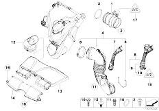 Original Parts for E90 320d N47 Sedan / Fuel Preparation