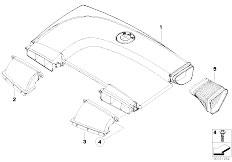 Original Parts for E87N 120i N43 5 doors / Fuel