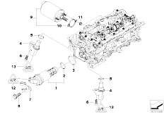 Original Parts for E46 316ti N42 Compact / Engine/ Intake