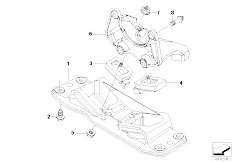 Original Parts for E61N 520i N43 Touring / Engine And