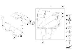Original Parts for E93 M3 S65 Cabrio / Fuel Preparation