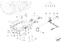 Original Parts for E46 316i 1.9 M43 Sedan / Automatic