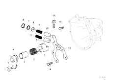 Original Parts for E46 325Ci M54 Coupe / Manual