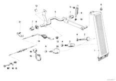 Original Parts for E30 318i M40 2 doors / Pedals