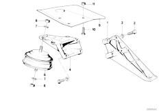 Original Parts for E30 M3 S14 Cabrio / Engine/ Timing And