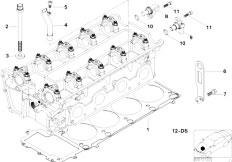 Original Parts for E39 M5 S62 Sedan / Engine/ Timing Gear