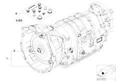 Original Parts for E83 X3 3.0d M57N SAV / Automatic