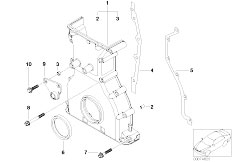 Original Parts for E46 M3 S54 Coupe / Engine/ Cooling