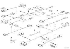Bmw M60 Engine Wiring Harness Diagram, Bmw, Free Engine
