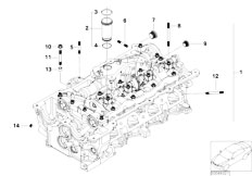 Original Parts for E46 316ti N42 Compact / Engine/ Cooling