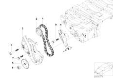 Original Parts for E46 316ti N42 Compact / Engine/ Engine
