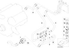 Bmw E36 Engine Diagram Water Hoses, Bmw, Free Engine Image