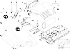 Original Parts for E46 320d M47 Touring / Fuel Preparation