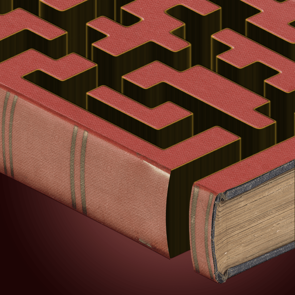Icon for the app The Book Of Mazes