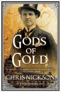 Gods of Gold: A Detective Inspector Tom Hardy Mystery