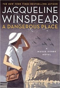 Jacqueline Winspear's A Dangerous Place A Massie Dobbs Novel