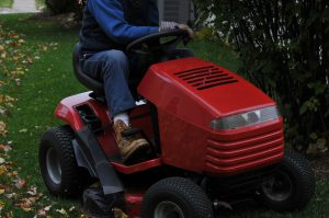 Mowing and mulching Image courtesy of Linnaea Mallette and publicdomainpictures.net