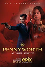 Pennyworth (TV Series 2019) Epix Image from imdb.com