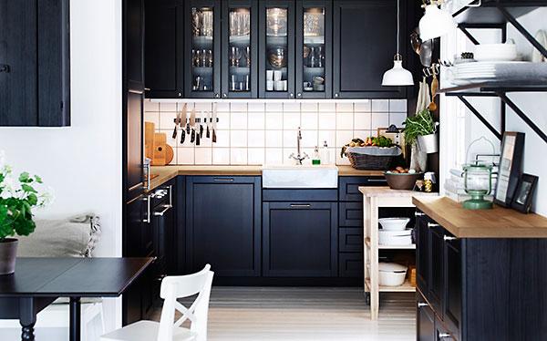 Ikea kitchens  Which