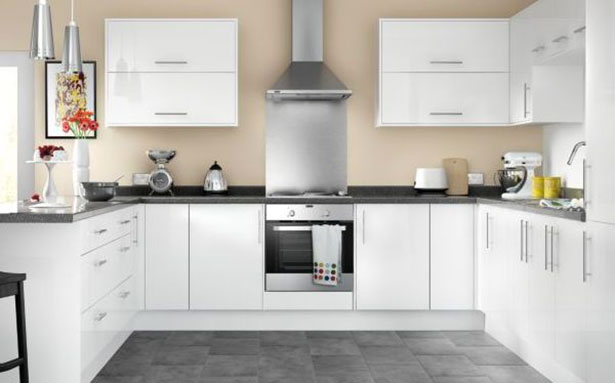 how to design a kitchen white cart ideas which layouts wickes u shape