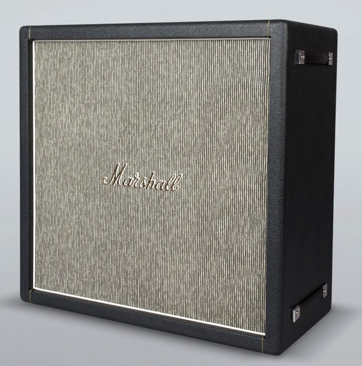 Marshall 50th Anniversary 812B50 4x12 Box Gerade  station