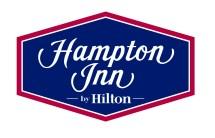 Hampton Inn by Hilton Logo