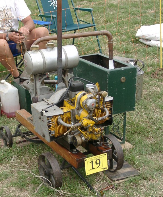 Fenlands Vintage Country Show 2003 Report