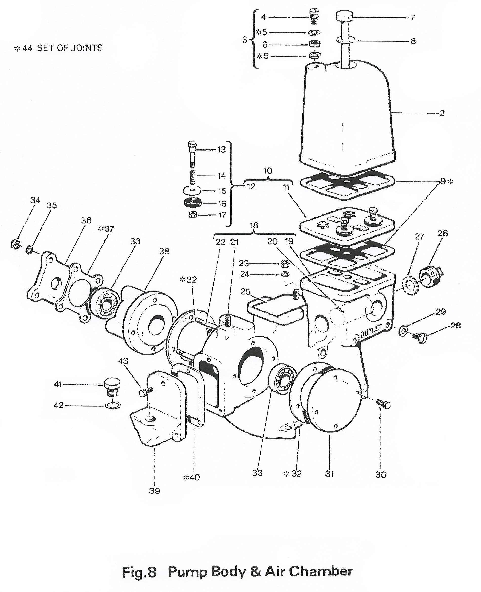 water pump motor wiring diagram nissan x trail t30 radio lister domestic spares pumps and