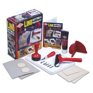 Lino Block Printing