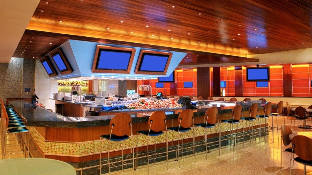 Palace Station Tides Seafood & Sushi