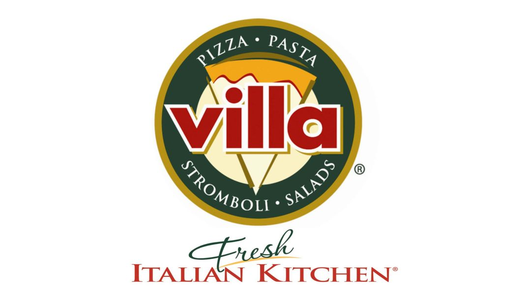Villa Pizza Fresh Italian Kitchen Logo