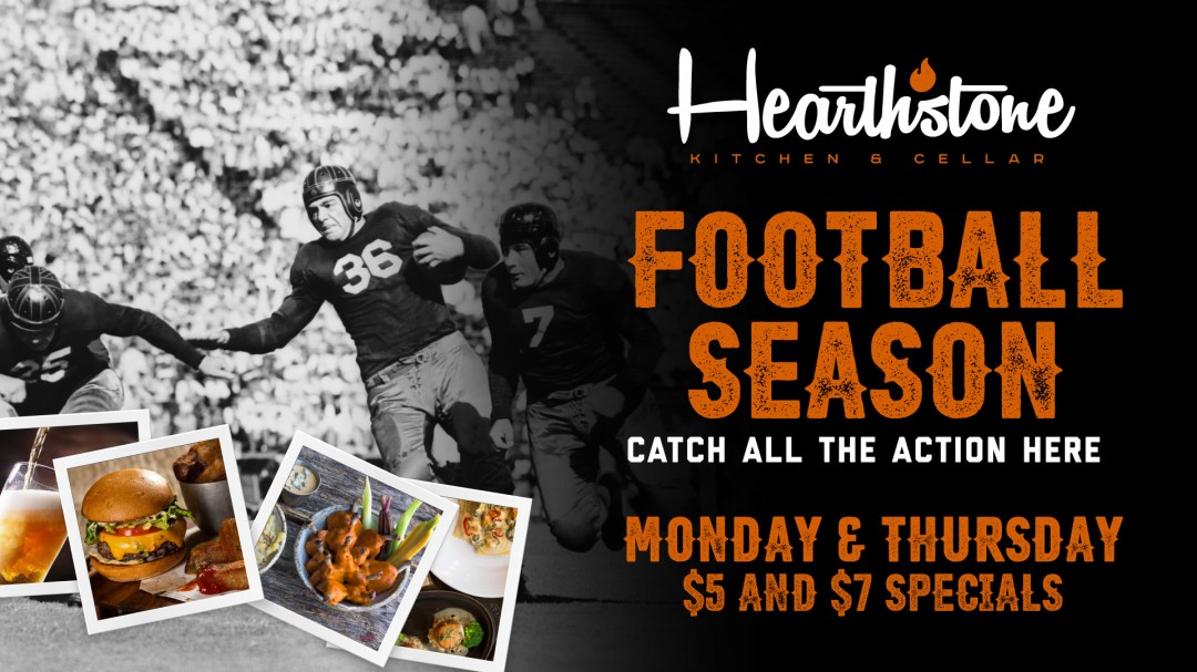 Hearthstone Monday & Thursday Football