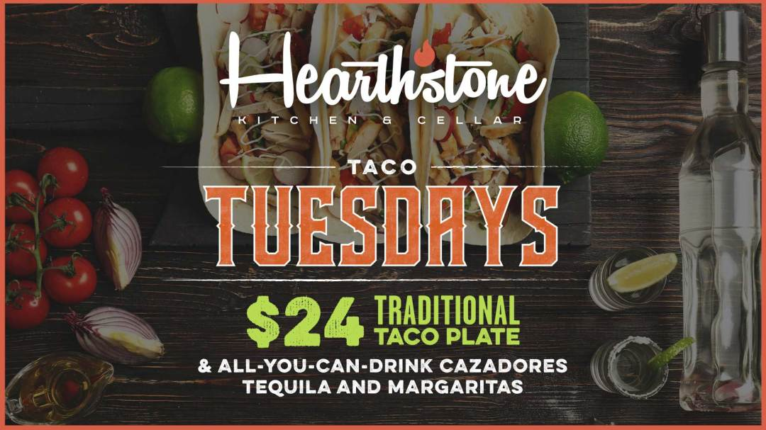 Hearthstone Taco Tuesdays