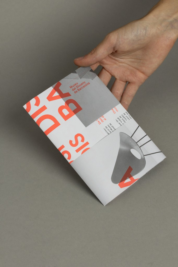 Design Museum of Barcelona branding