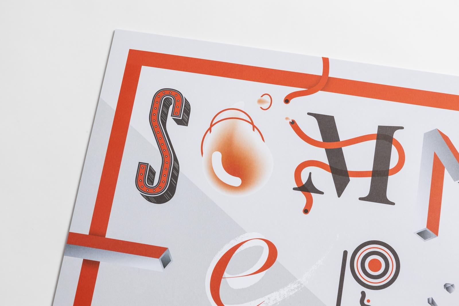 Grafill Sommerfest 2013 branding