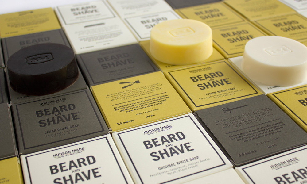 Hudson Made Packaging and Branding