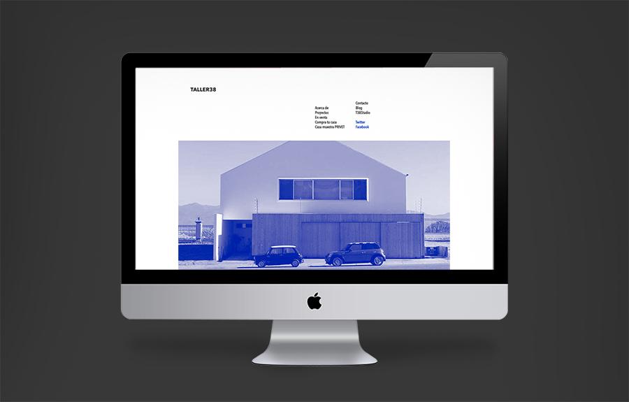 Taller38 Studio Branding