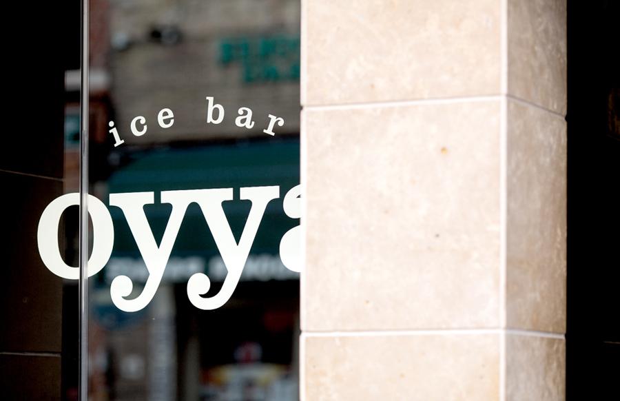 Oyya Ice Bar