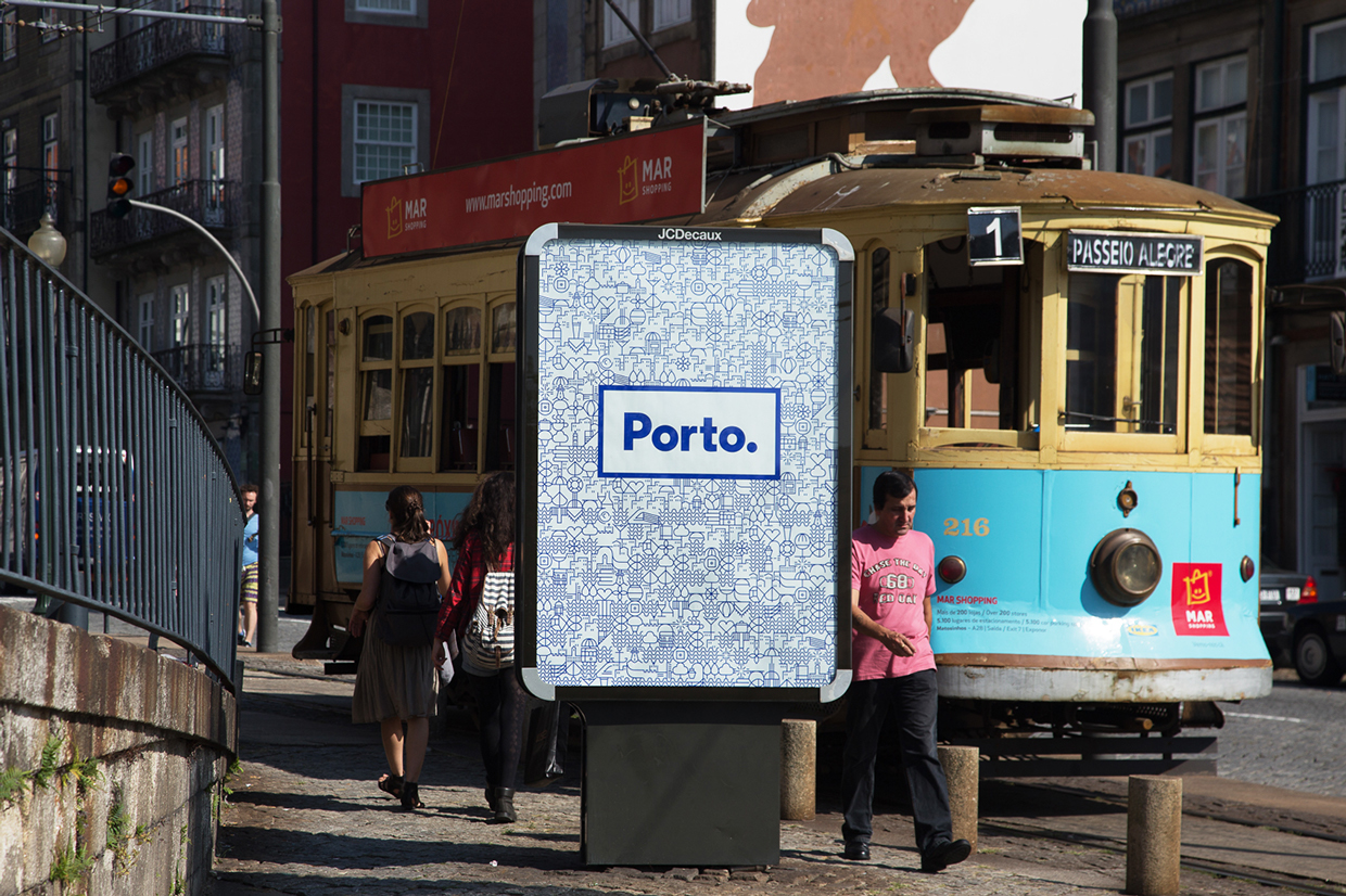 STATIONERY OVERDOSE — Porto City Branding