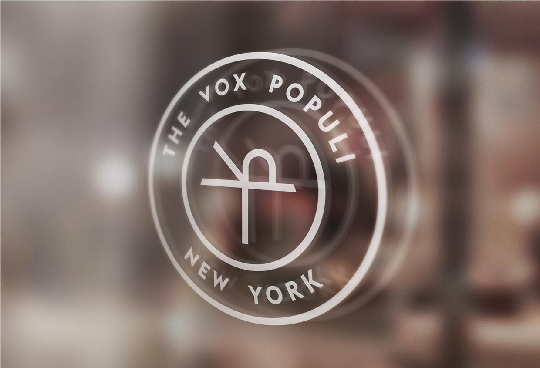 The Vox Populi visual identity