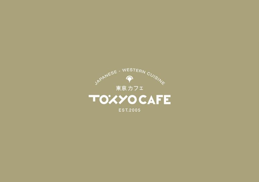 Tokyo Cafe Branding