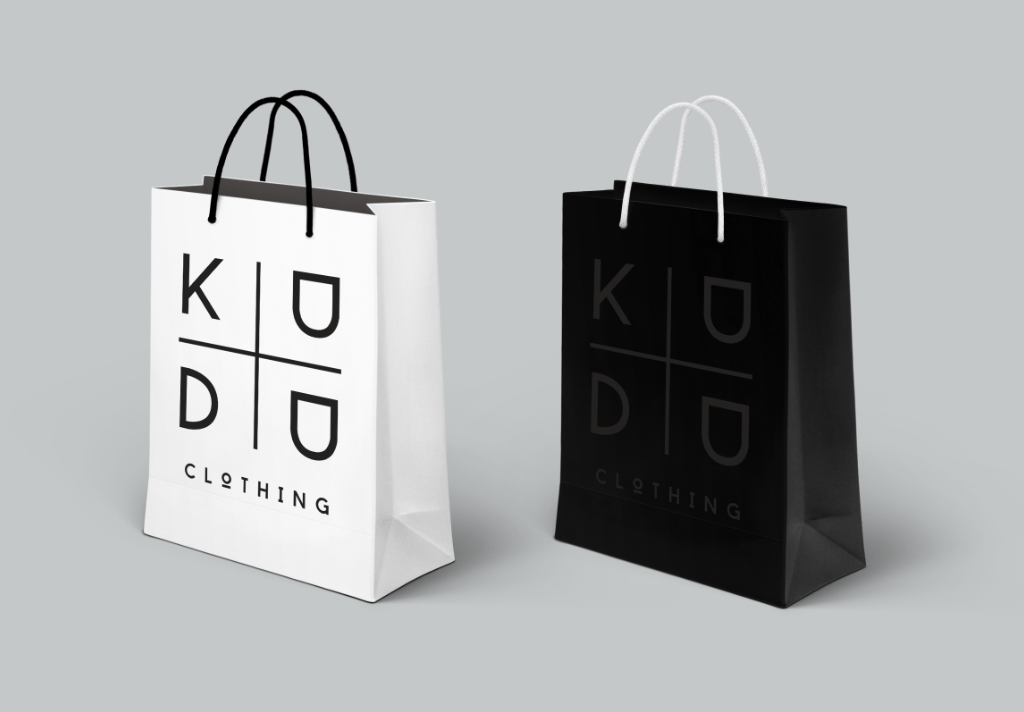 Kudu Clothing branding