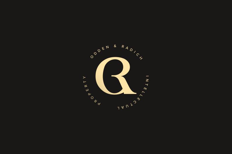Odden & Radich branding