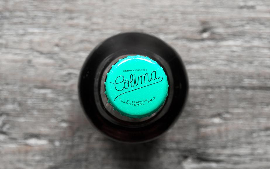 cerveceria de colima branding