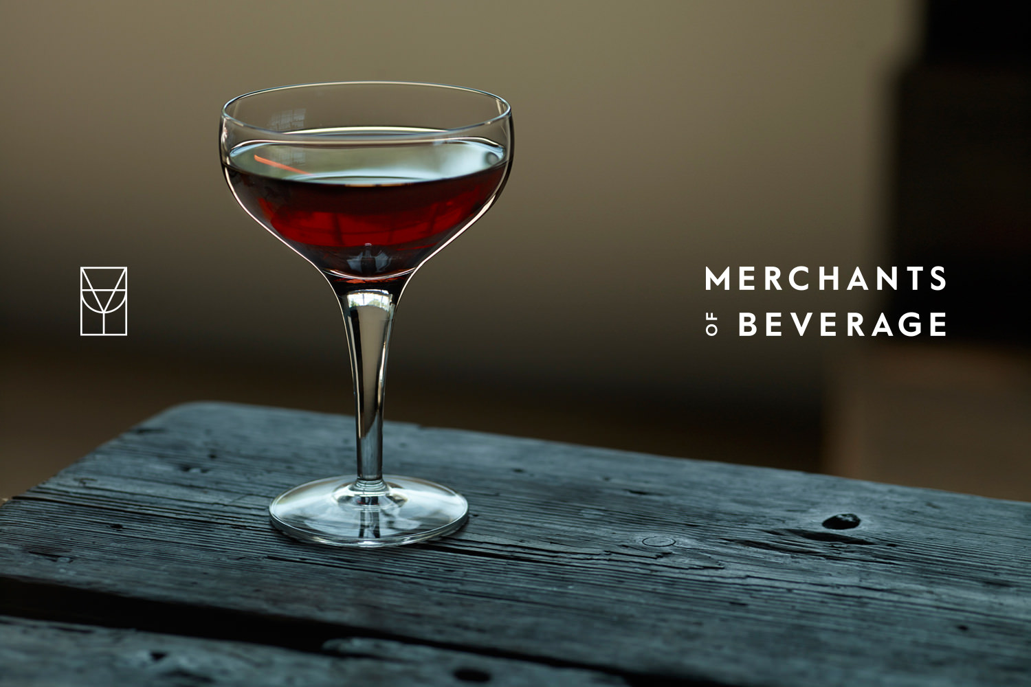 Merchants of Beverage branding