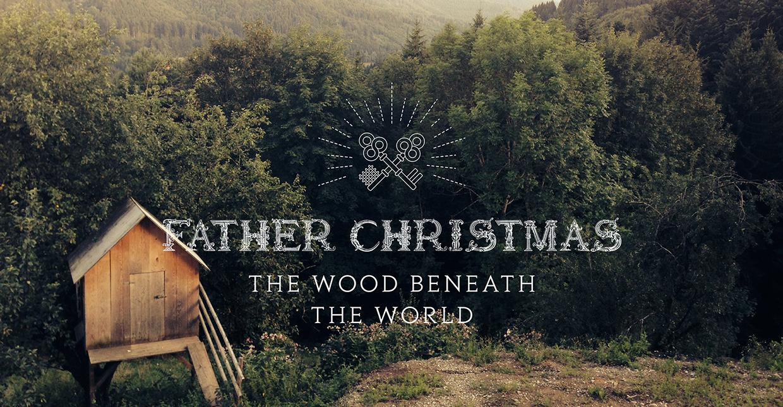 The Wood Beneath The World branding