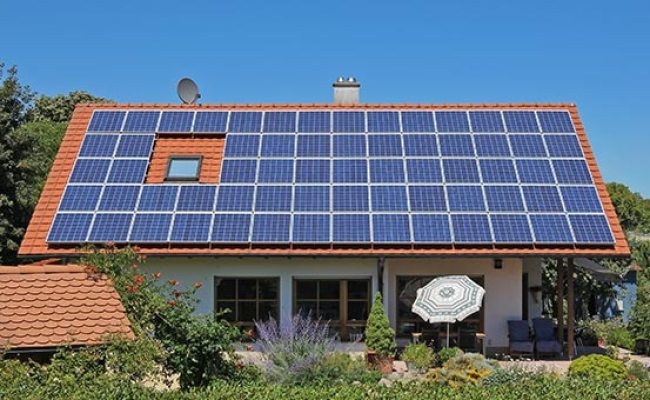 Adding Solar Panels To Every Residential Roof In The U S