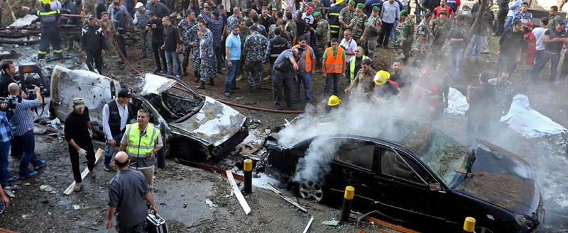 Israel suicide bombing statistics