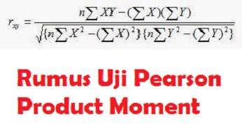 Uji Pearson Product Moment